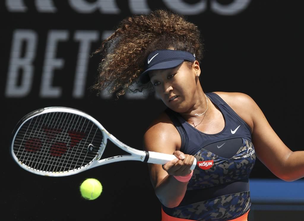 2019年澳網女單冠軍大坂直美再度晉級到這項大賽女單4強。(美聯社)