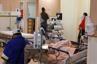 台中慈濟醫院春節急診近千人 病毒性腸胃炎大宗