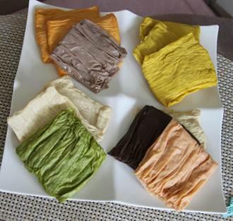 導入蔬果天然色素 「亮麗豆皮」滿足色香味俱全