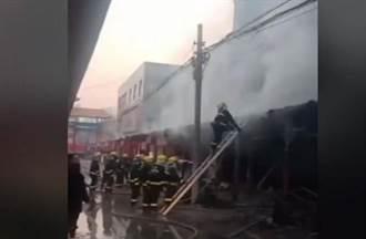 悲傷蛋糕店  清晨一場大火釀7人慘死