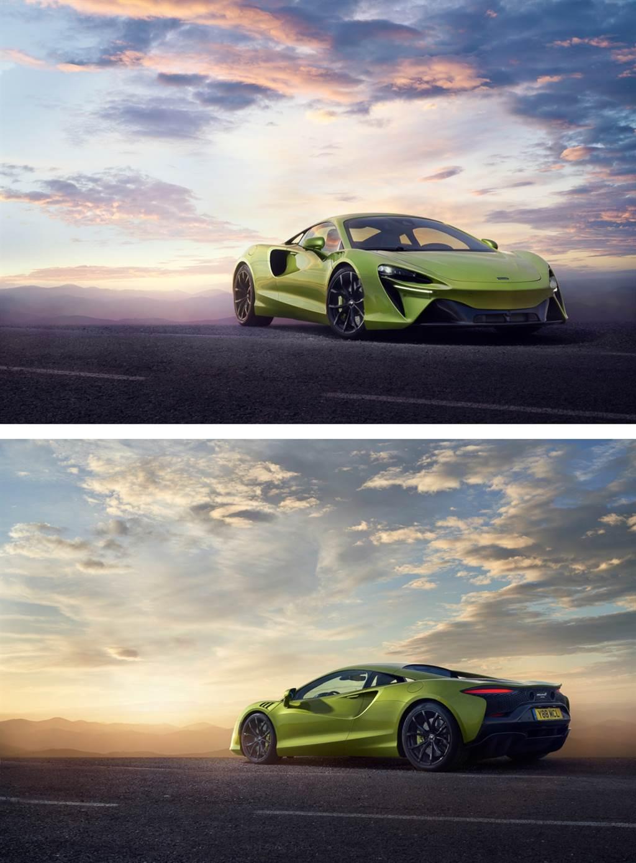 品牌首款Super Series插電式油電車型!McLaren Artura正式發表