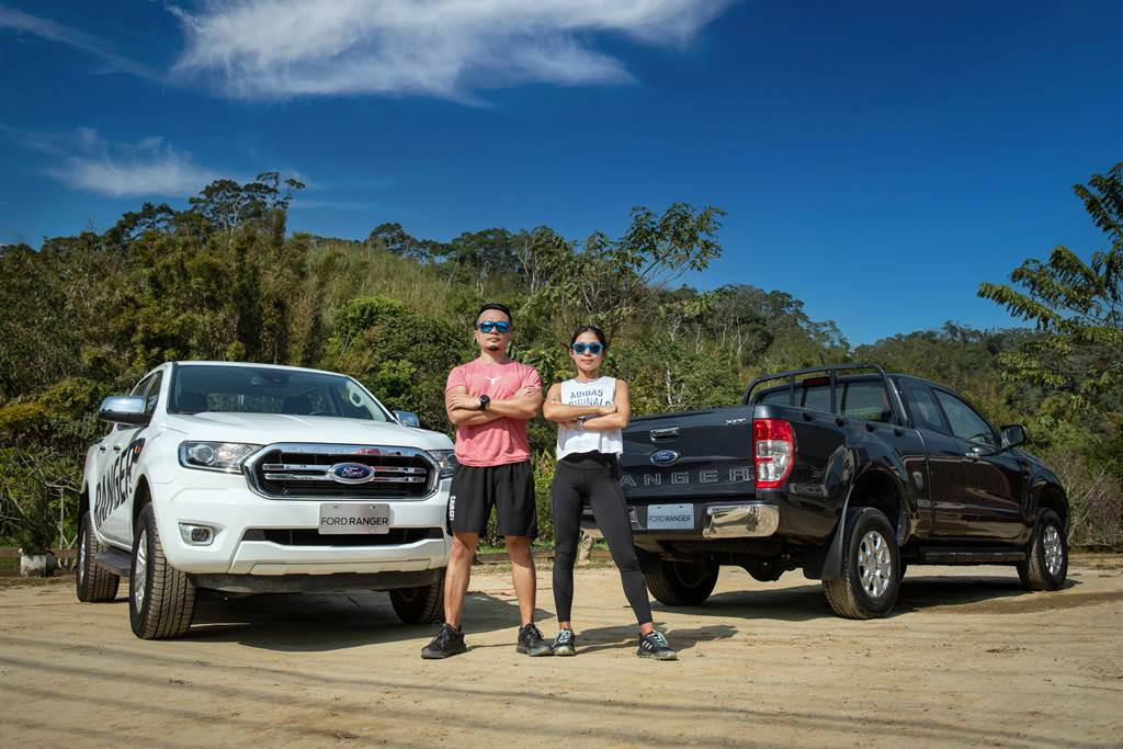 Ford Ranger不僅是美式皮卡的代表,也是專業健身教練眼中最佳的訓練夥伴,充分體現專業與多元的用車趨勢。