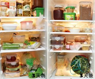 塞好塞滿的阿嬤冰箱!?不是食物過期就是找不到東西?冰箱應該這樣整理