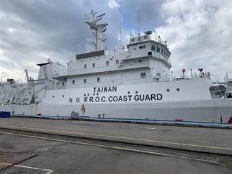 海巡艦塗「TAIWAN」 藍委揭真正企圖:民進黨真的準備好了嗎