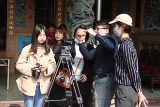 豐原這里有16間土地公廟 名導洪馬克指導弘光文創系拍紀錄片