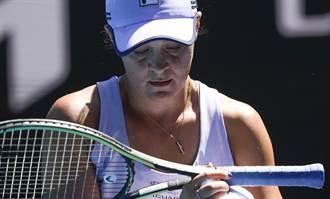 澳網》對手傷停有爭議 芭蒂8強意外落馬