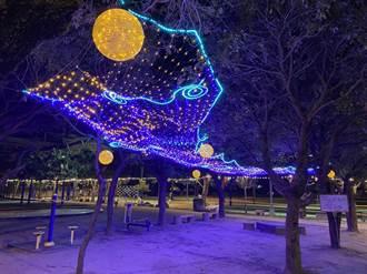 大湖元宵活動停辦  苑裡年節裝飾點燈到4月