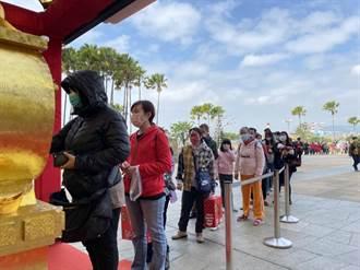 漢神兩館、夢時代 春節業績大爆發