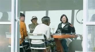 蔡英文不能再選卻仍邀網紅吃飯幫誰鋪路 謝龍介爆原因