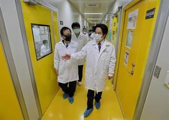 參訪疫苗廠 賴清德盼台灣走出自己的路:打造疫苗護國神山