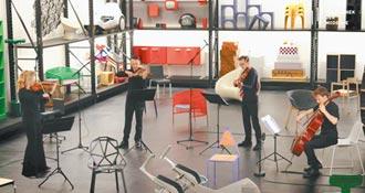 博物館變演奏廳 音樂穿梭時空