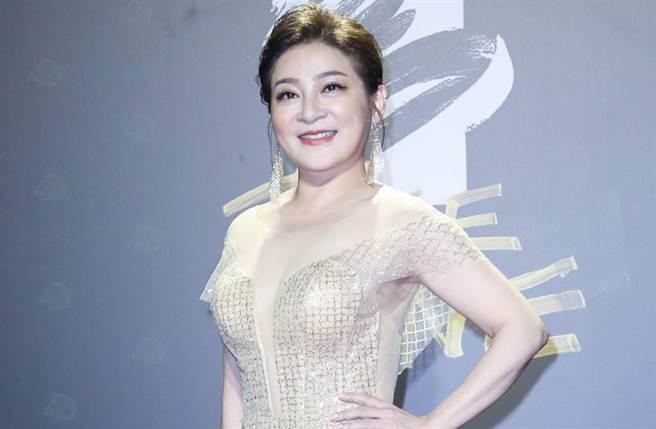 王彩樺和老公黃品文婚後育有2個超高顏值女兒。(圖/本報系資料照)