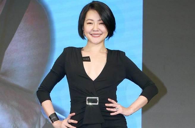 女星小S徐熙娣。(图/ 取自中时资料库)