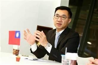 國民黨主席江啟臣獲選《時代》百大「次世代領導人」