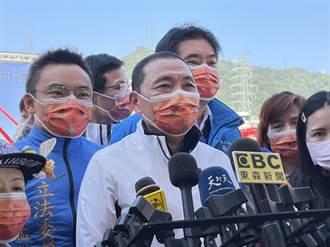 國民黨聘趙少康為中評委 侯友宜:很歡迎也很期待