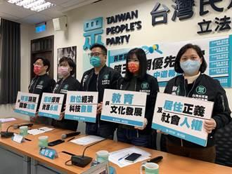 【藍白競合】柯、江同台保密到家 民眾黨5立委氣炸:見報才知道