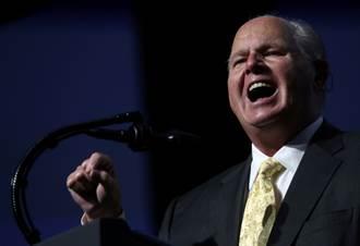 川普最愛名嘴 保守派電台主持人林堡肺癌辭世