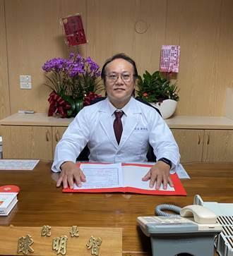 臨床實務、醫務管理經驗豐富 新營醫院新院長陳明智上任