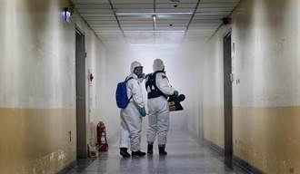 桃醫明將重啟營運 化學兵今進駐分層消毒