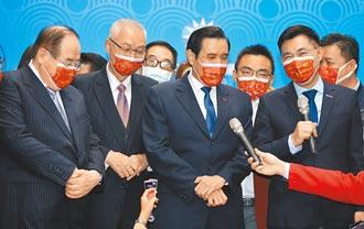 江啟臣:反對變更國歌國旗國號