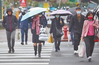 冷氣團來襲 北台8縣市低溫特報