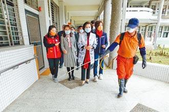 開學防疫 宜蘭116校大消毒