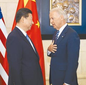 拜登警告 中國侵犯人權有惡果