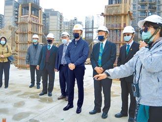 竹市兒童醫院 拚明年4月啟用