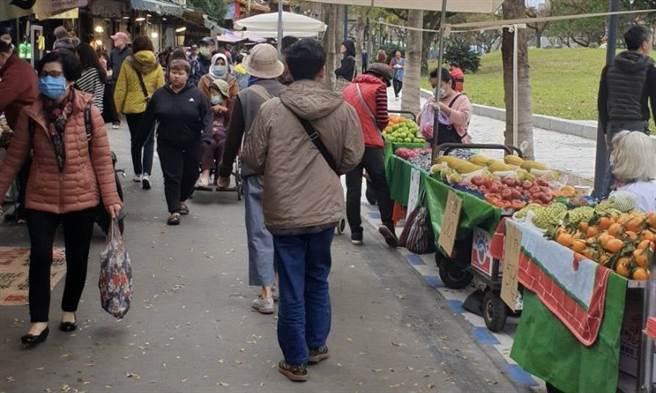 黃珊珊》攤販與公園改造的故事(圖/愛傳媒提供)