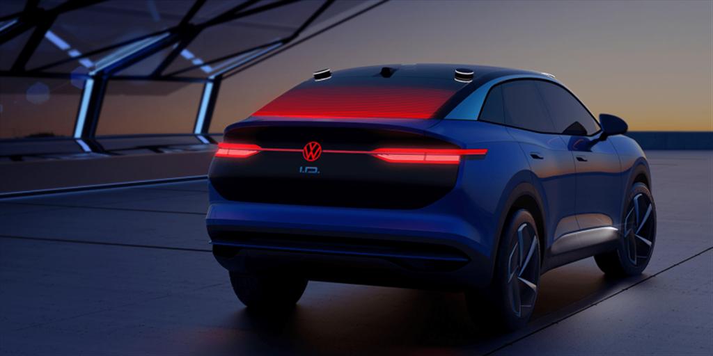 福斯 ID.5 電動轎跑超前佈署, 還未發表就已經開始在德國工廠生產