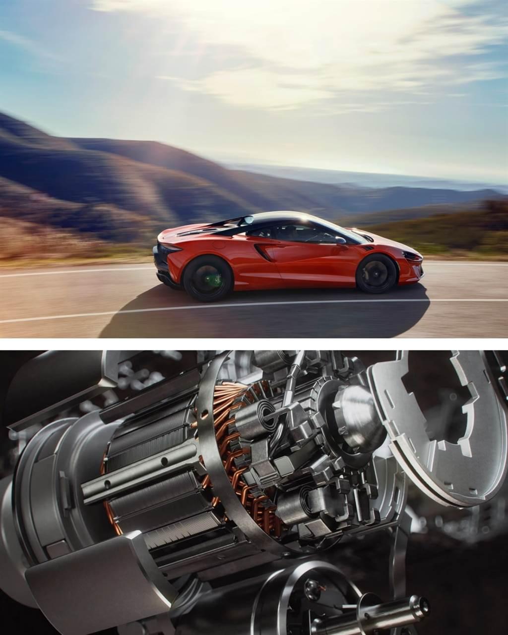 首度配置V6 Hybrid動力、ADAS、限滑差速器…諸多革新!深度剖析McLaren Artura