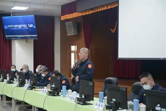 嚴防農漁會選舉賄選 台南市警局加強查賄制暴