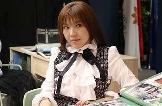大冬天貼7分鐘做菜影片 劉樂妍只穿低胸背心大露本錢網傻眼