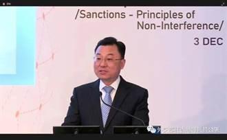 謝鋒出任陸外交部副部長 劉顯法轉任駐澳門特派員