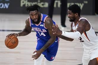 NBA》籃網棄將加盟劍客 火箭暴龍尼克都想搶