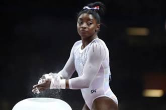 不滿美國體操隊 拜爾斯:別讓女兒加入