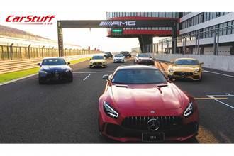 2020 年 Mercedes-AMG 駕訓體驗,千萬AMG軍團齊聚麗寶賽車場