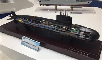 陸擴廠猛造絕氣推進潛艦 產能打敗法德