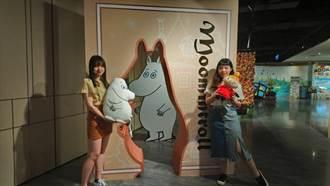 新光三越台中店推MOOMIN花漾精靈限定店 20日登場