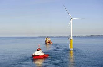 科學家新視野-浮式離岸風機發展趨勢與挑戰