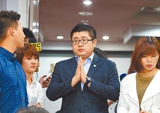 柯文哲酸綠寄生總統府 林鶴明譙民眾黨慣老闆
