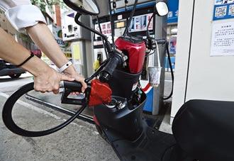 油價飆 下周95無鉛挑戰27元大關