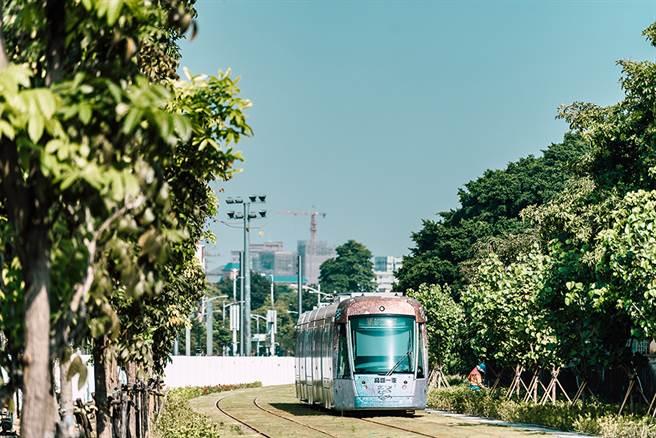 新上路的大環南段串聯不同區域,活絡高雄的發展。 (攝影/陳建豪)