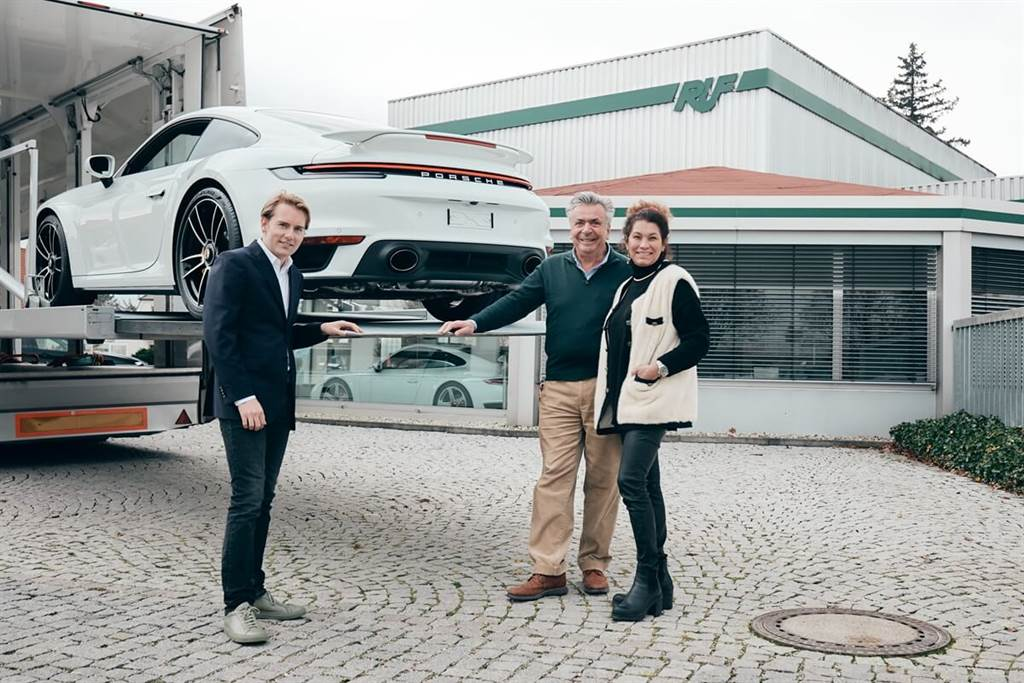 Porsche頂尖改裝品牌 Gemballa創辦人家族和Ruf再度合作 首發車款還未亮相就已全數售盡