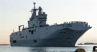 挑戰陸 法2艦赴南海力刷存在感 將與美日大練兵