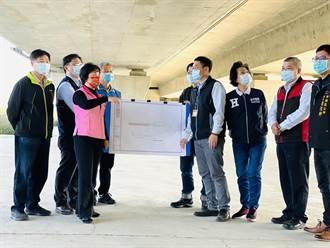 楊瓊瓔協調 神岡清潔隊明年將遷至國4高架橋下