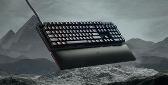 Razer推出Huntsman V2 Analog鍵盤搭配最新類比式光軸技術