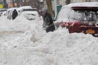 暴雪襲美國奪70命 居民先是沒電如今缺水