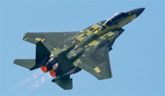 海外搶頭香 亞洲島國要買美F-15EX戰機