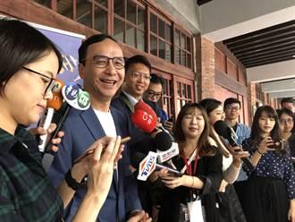 江啟臣宣布競選連任 朱立倫辦公室:肯定願替國民黨做事的人